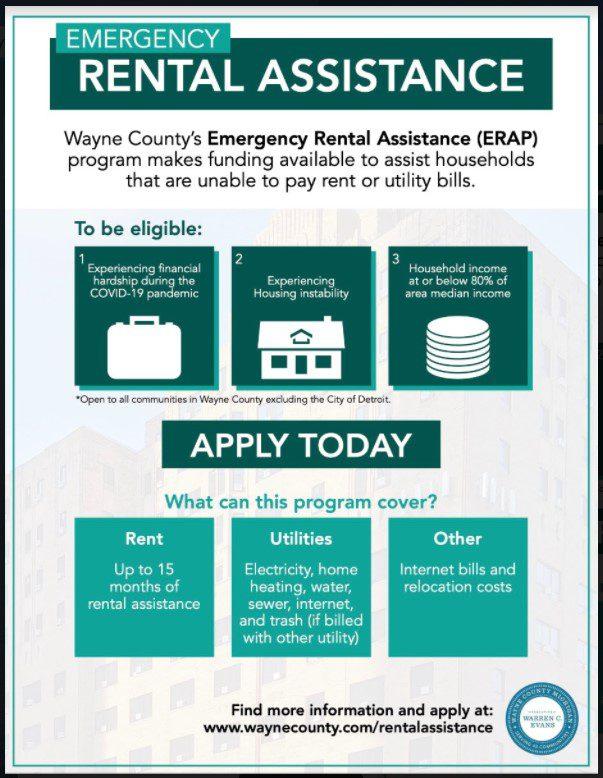 Rental Assistance Information